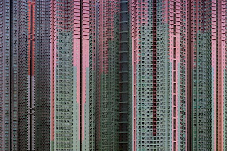 © Michael Wolf – Architecture of Density, Hong Kong 2003-2014